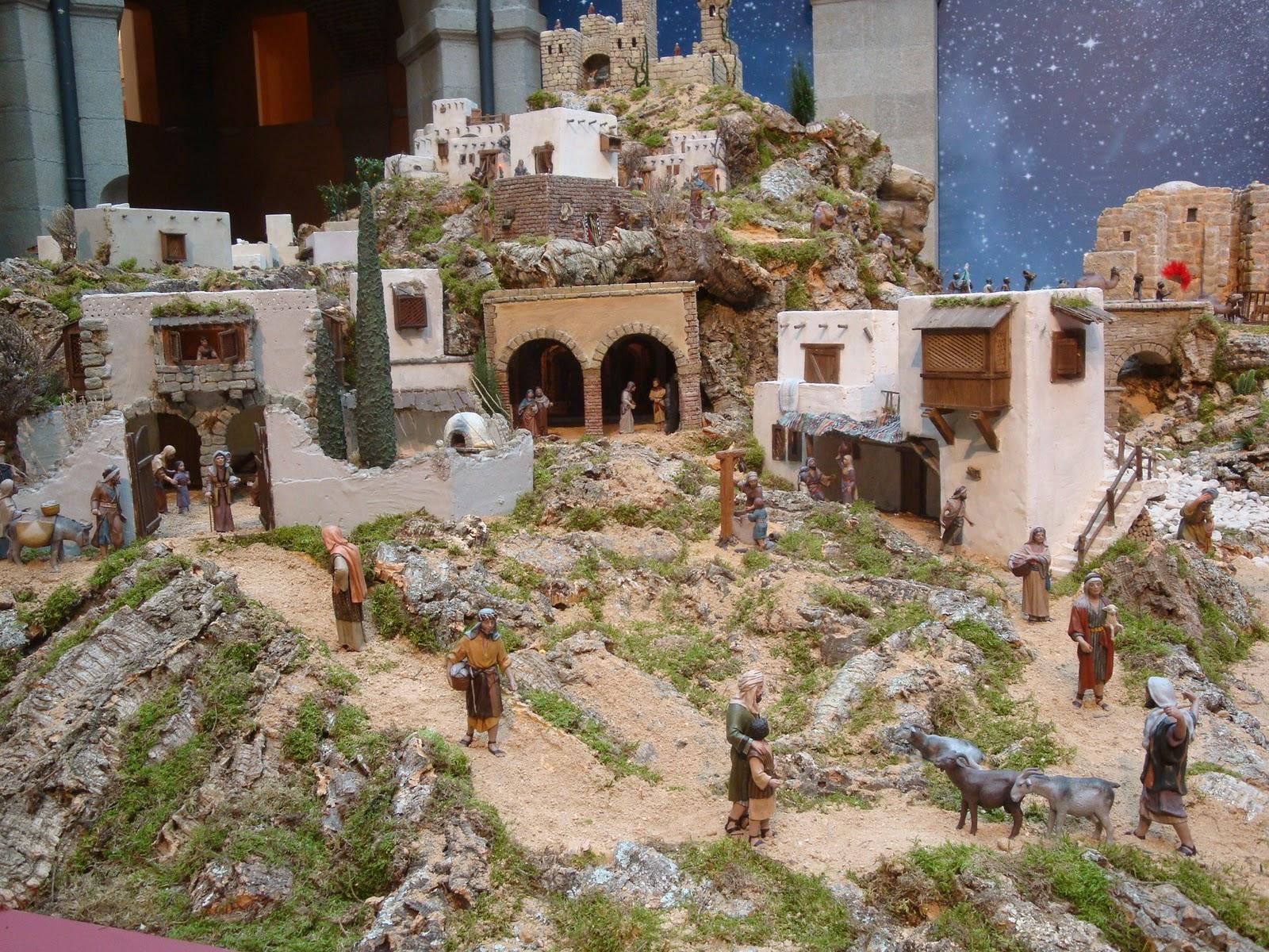 Viajeblogevasion diciembre 2011 for Nacimiento belen