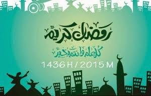 ramadhan 1436 H / 2015 M