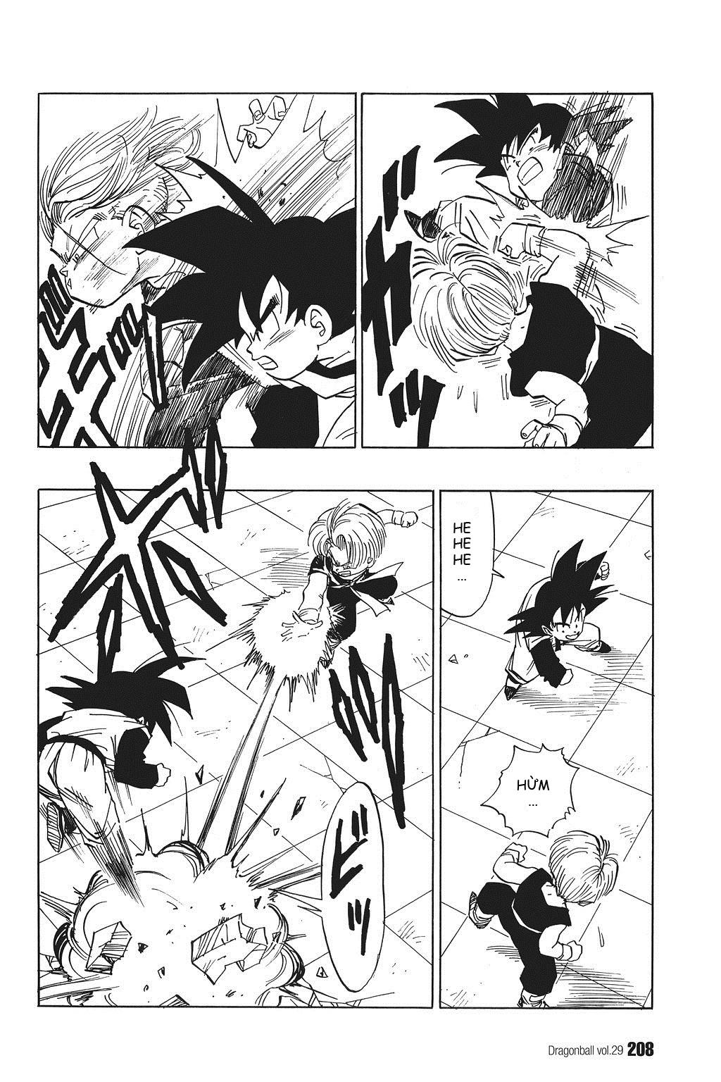 xem truyen moi - Dragon Ball Bản Vip - Bản Đẹp Nguyên Gốc Chap 435