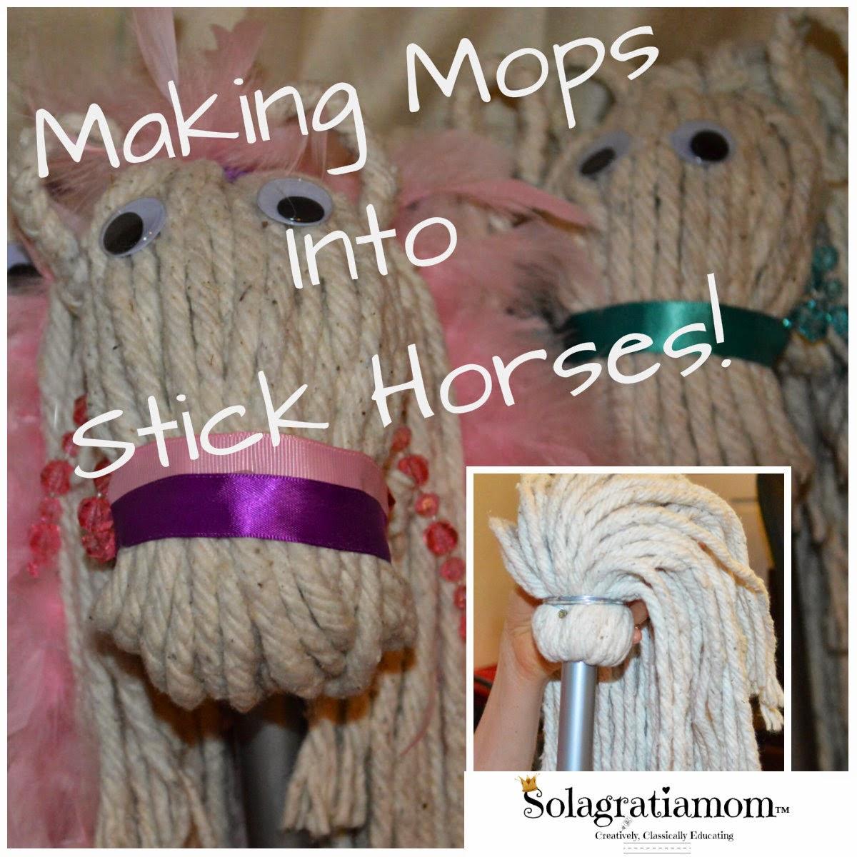 Horse Crafts For Summer Camp