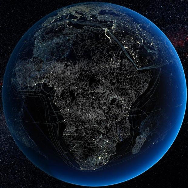Google Earth Wallpaper: Angry Birds Wallpaper: Satellite Earth
