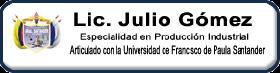 Página del Profesor Julio Gómez Prod. Ind.
