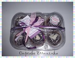 Embalagem com 6 Cupcakes;