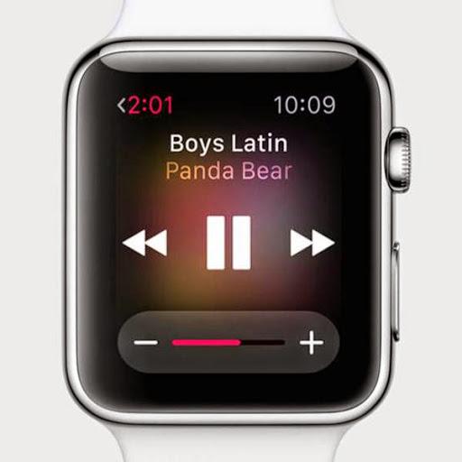 Now Playing App, aplikasi pemutar musik