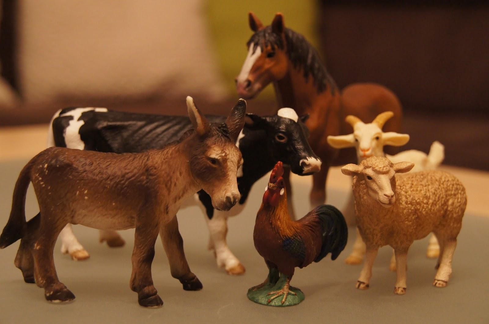 spielzeug tiere schleich