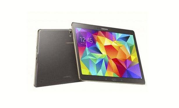 جهاز Galaxy Tab S أخف تابلت في العالم بمميزات فائقة