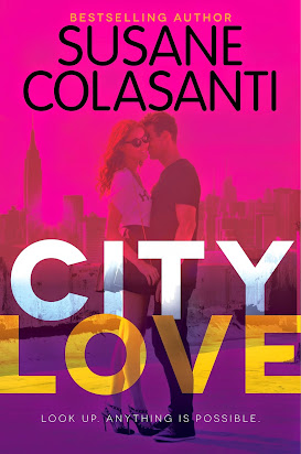 CITY LOVE by Susane Colasanti GIVEAWAY!