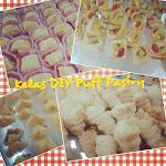 Kelas DIY Pastry Puff RM350