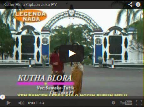 """Campur sari  """"Kutho Blora"""""""