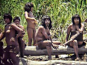 Unas fotografías prueban la existencia de indígenas aislados en Perú