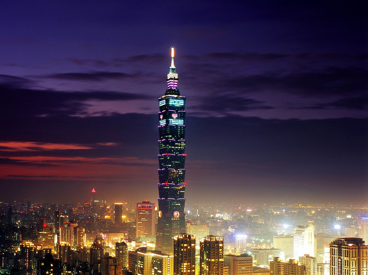 hotels near taipei 101
