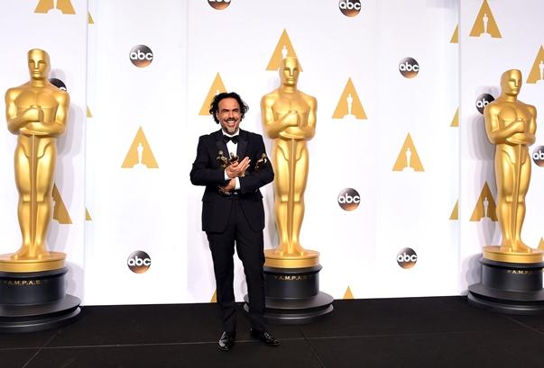 Birdman y Alejandro González Iñárritu