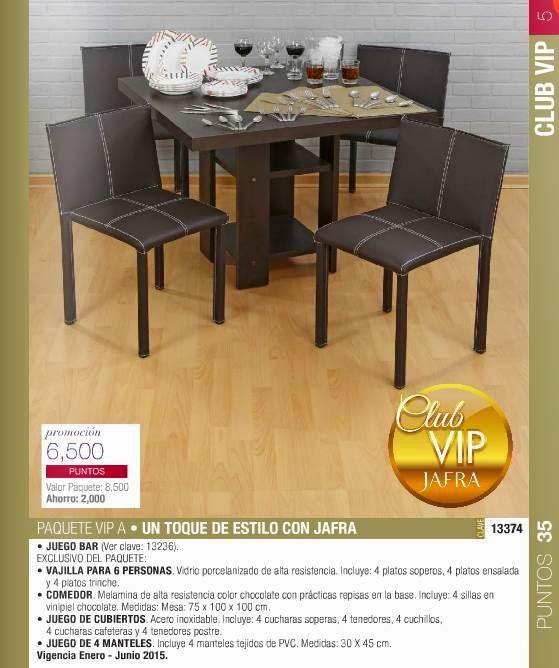 Promoción 6500 Puntos Jafra / 35 2015