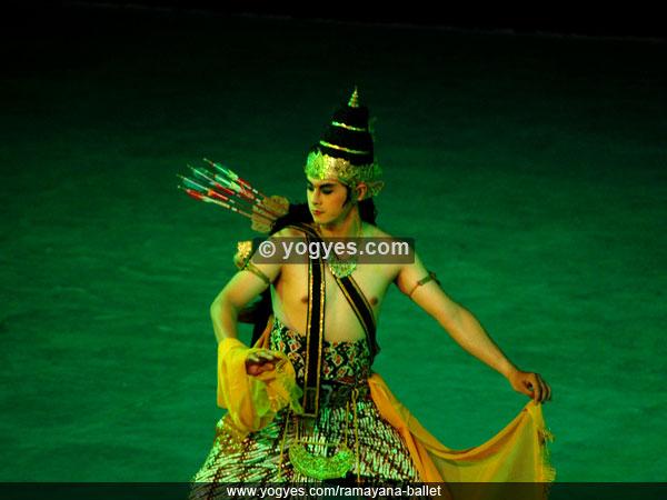 Sendratari Ramayana, Drama dalam Tarian Khas Jawa