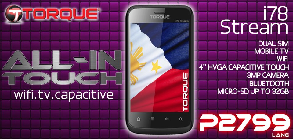 ... i78 Stream: Price, Specs and Availability in Philippines (Updated