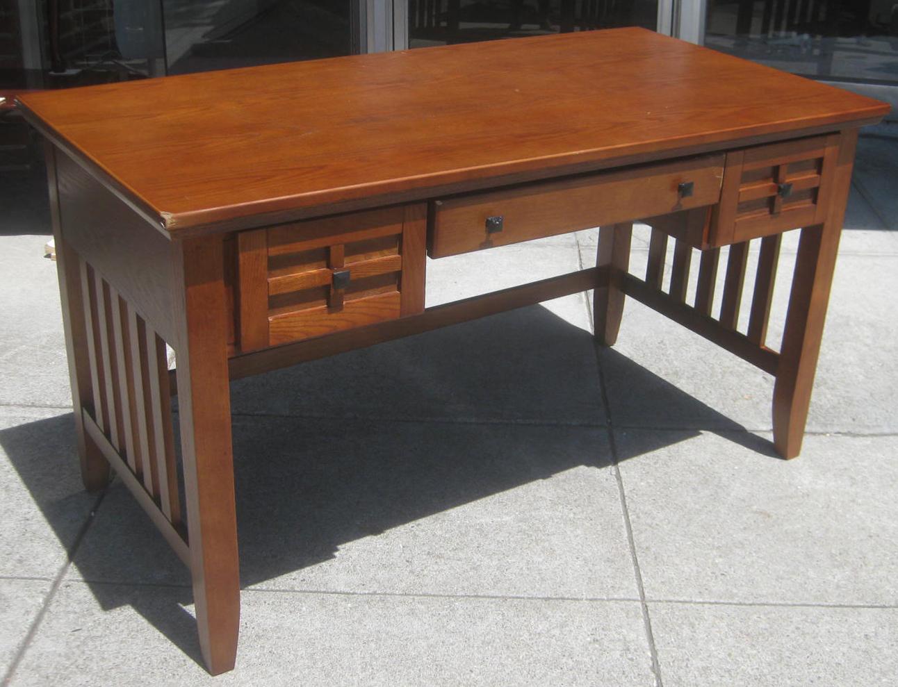 uhuru furniture collectibles sold mission computer desk 80