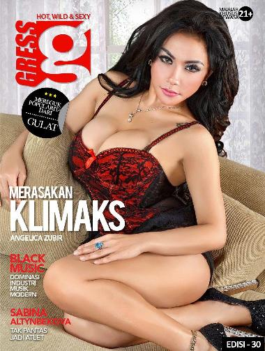 Download Majalah GRESS Magazine ED. 30 - September 2015 - GRESS ED.30 : Mely Febriana, Katrina, Angelina Zubir, Indah Monica | Gress ED.31 | www.insight-zone.com