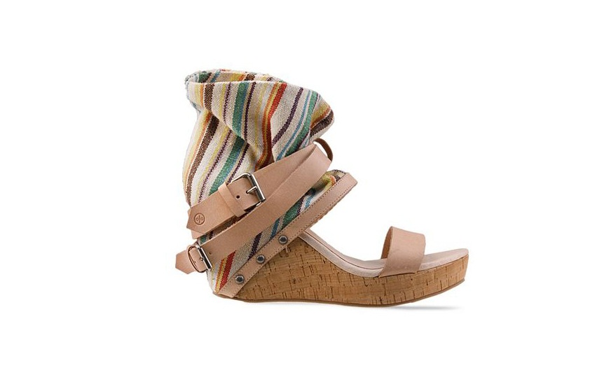 Motte Preorder All Saints Inspired Double Buckle Canvas