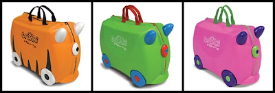 Trunki Kids Suitcases