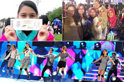 kpopnya raya, pemenang, konsert, artis malaysia, berita, gambar, berita terkini, hiburan, selebriti