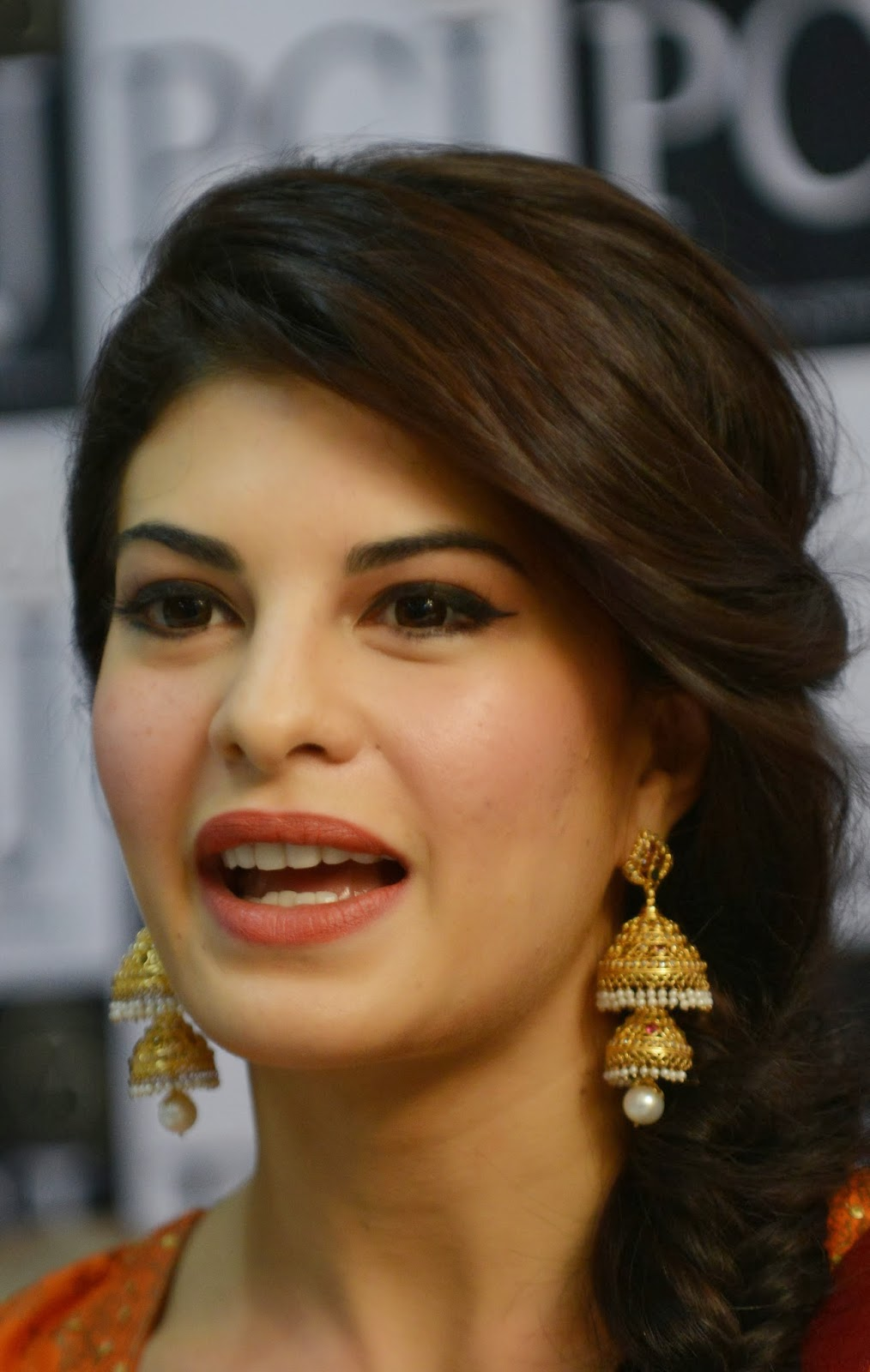 Jacqueline Fernandez, Launche, Jewellery, Gold, Ahmedabad, India, Promotion, Actress, Film, Movie, Showbiz, Fashion,
