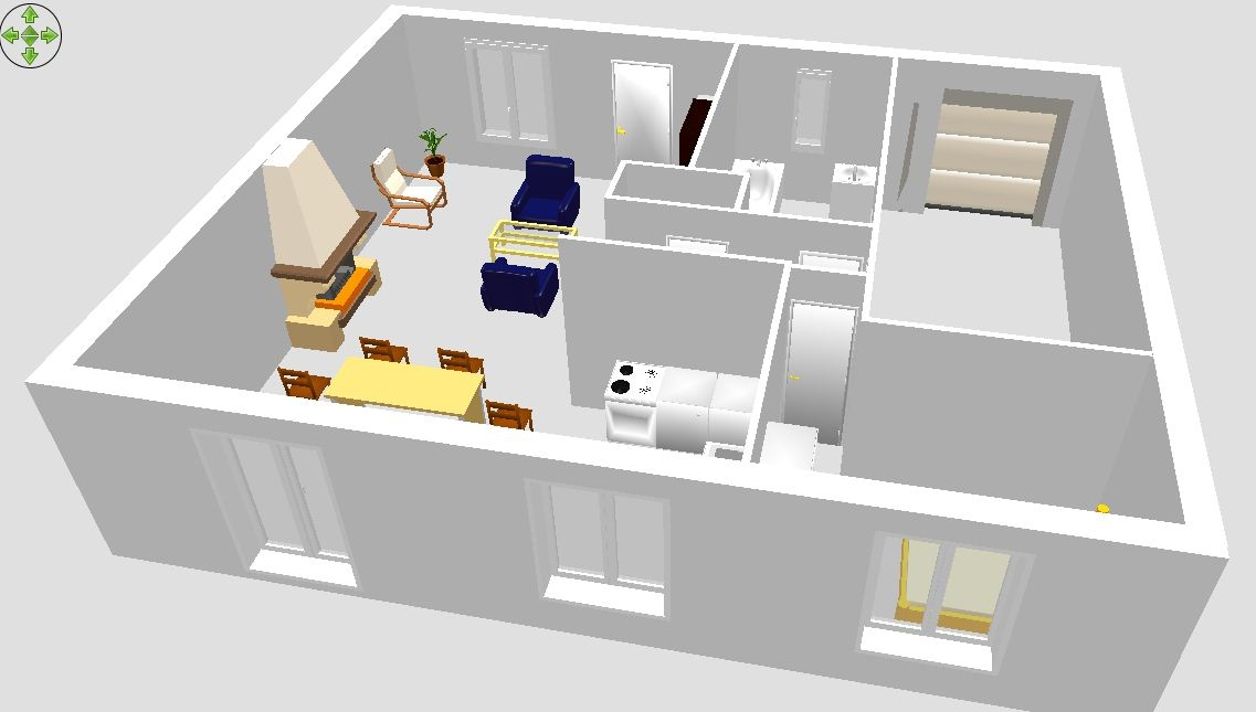 la technologie au coll ge 5 me ci5 comment agrandir une maison. Black Bedroom Furniture Sets. Home Design Ideas