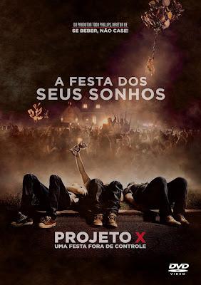 Projeto X: Uma Festa Fora de Controle - DVDRip Dual Áudio