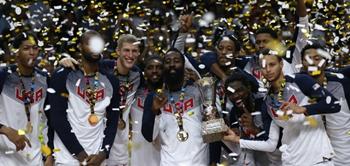 Estados Unidos campeão mundial de basquete 2014