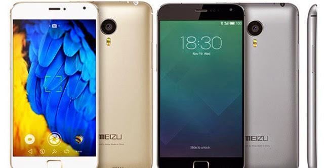 Meizu MX4 Pro cảm biến vân tay chính thức ra mắt