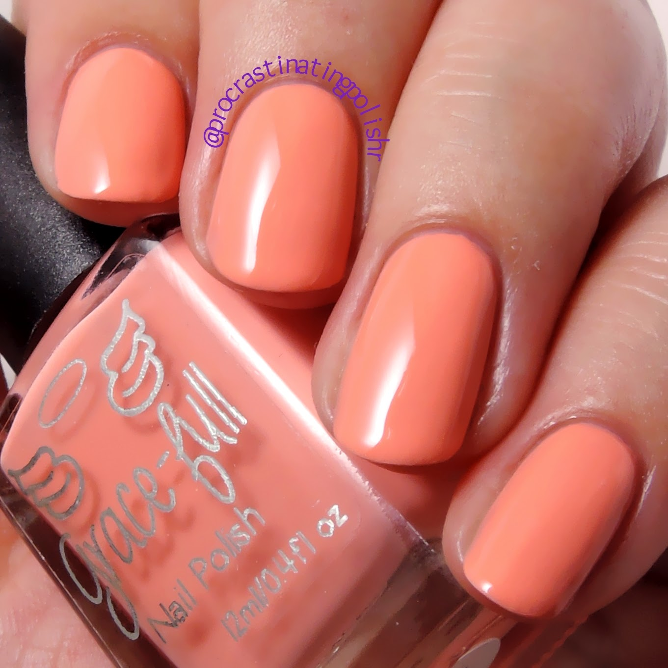 Grace-full Nail Polish - Liz | Dreamy Beach