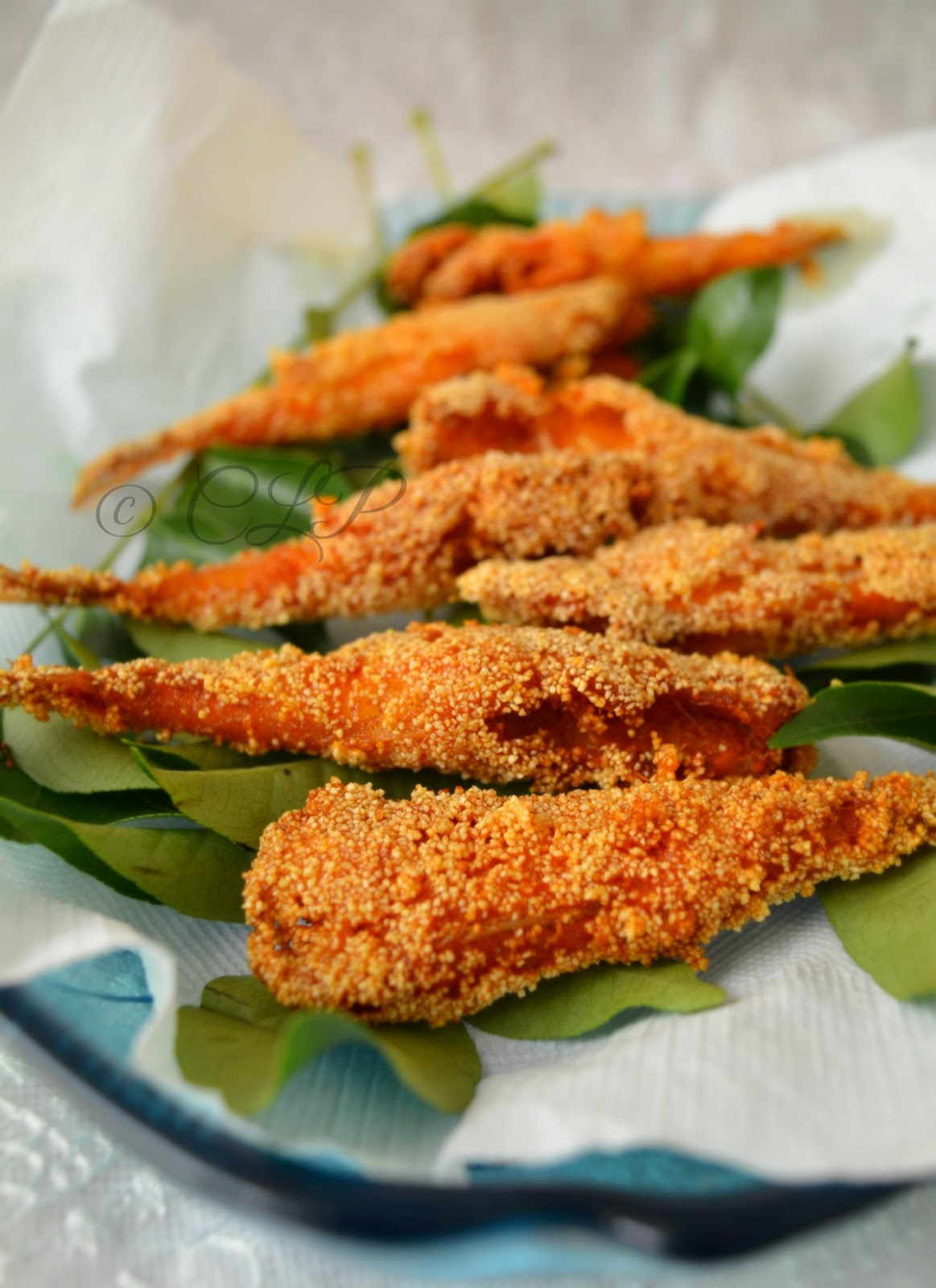 Anchovies Fish Fry