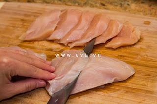 Thịt gà tẩm bột chiên giòn kiểu Nhật