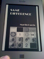 'Same Difference' (2009) by Martin Harris (for the Kindle)