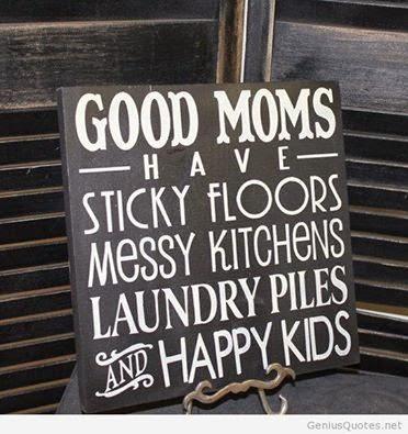 Όλες οι καλές μαμάδες... έχουν τα quote τους!