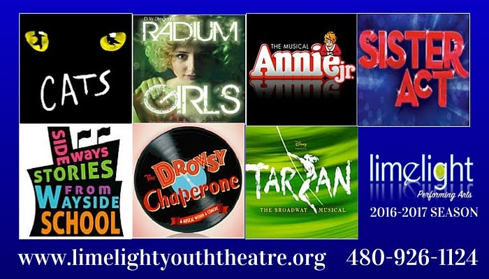 Limelight Youth Theatre presents