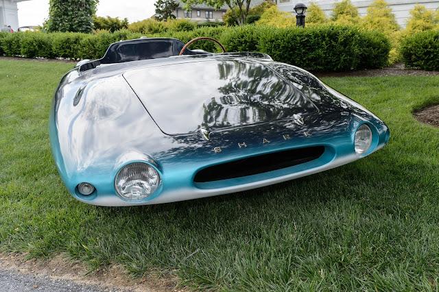 Geoffrey Hacker's 1962 El Tiburon Shark Roadster