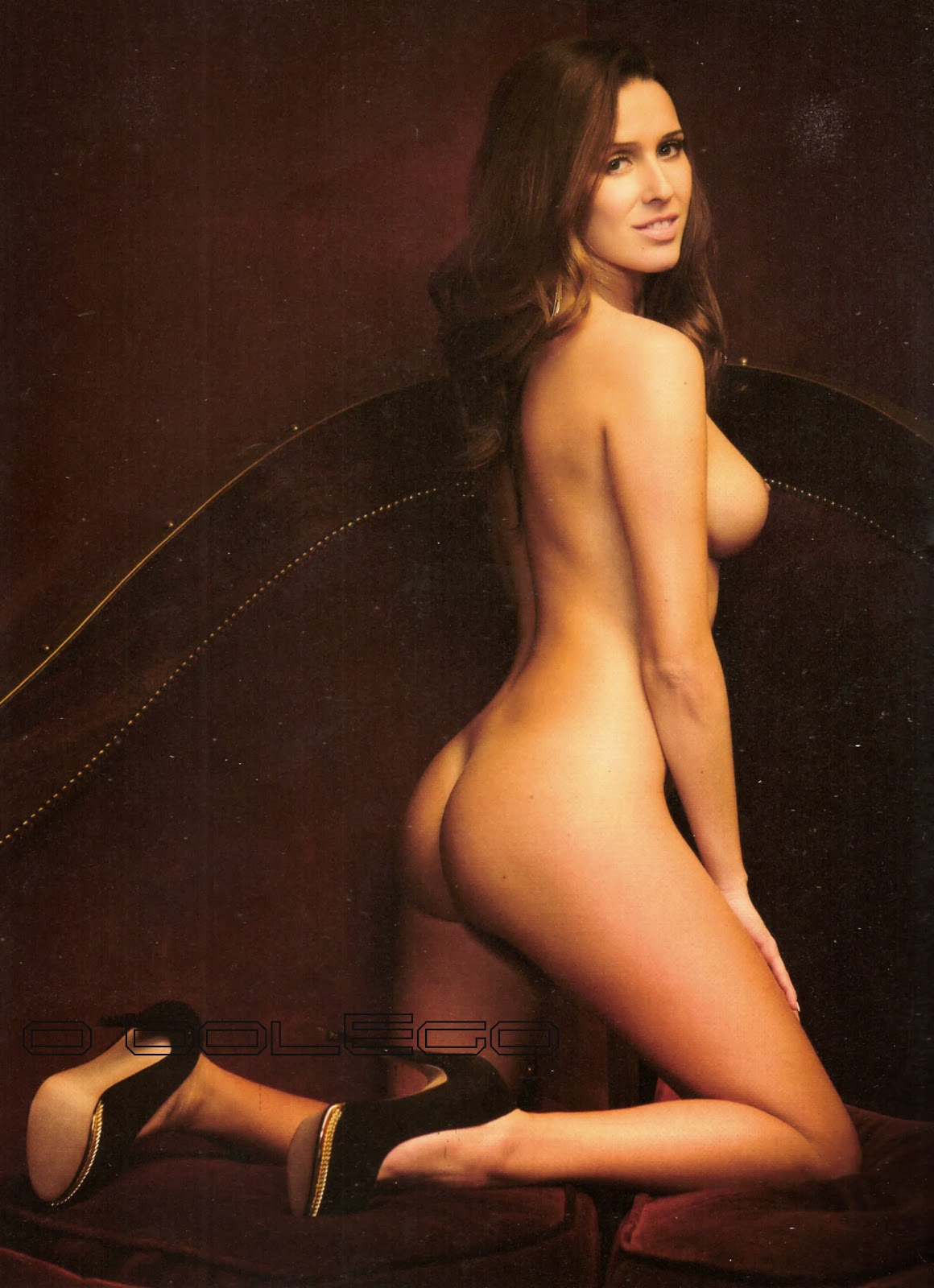 Rica Casa Dos Segredos Nua Na Playboy