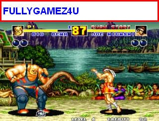 Download Fatal Fury 2 Game Full Version