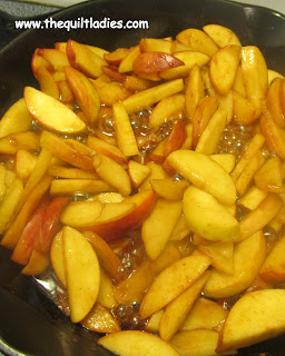 How to make Grandma's Fried Apple Recipe