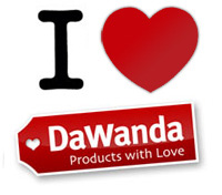 Follow Us on DaWanda