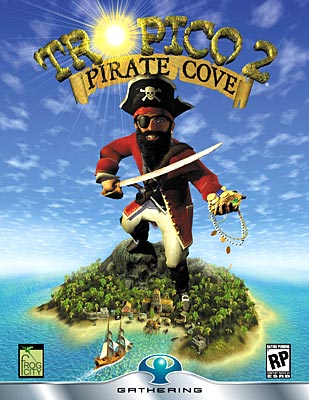Tropico 2: Pirate Cove Original