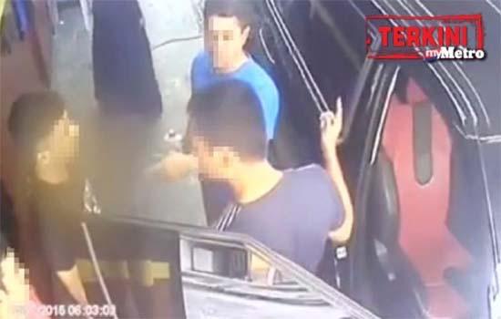 Hukuman Berat Buat Lelaki Tampar Pekerja Bangladesh di Car Wash