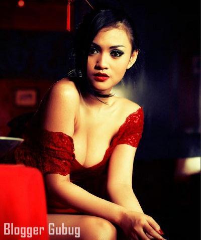 Foto Sensual Putri Penelope