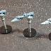 Space Marine Sword Class Frigates