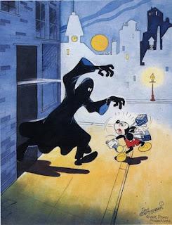 Phantom Blot e Mickey Mouse