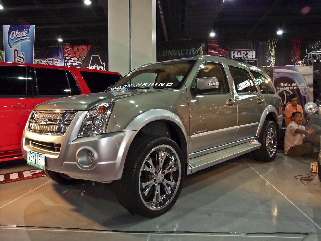 Isuzu Altera 2014 Price | Autos Weblog