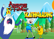 juegos Adventure Time SkateBoarding