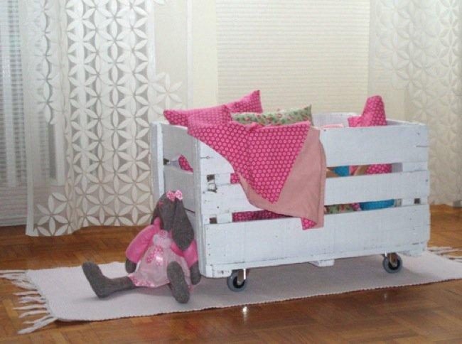 I love deco qu hacer con una caja de frutas latvdp - Cajon para guardar juguetes ...