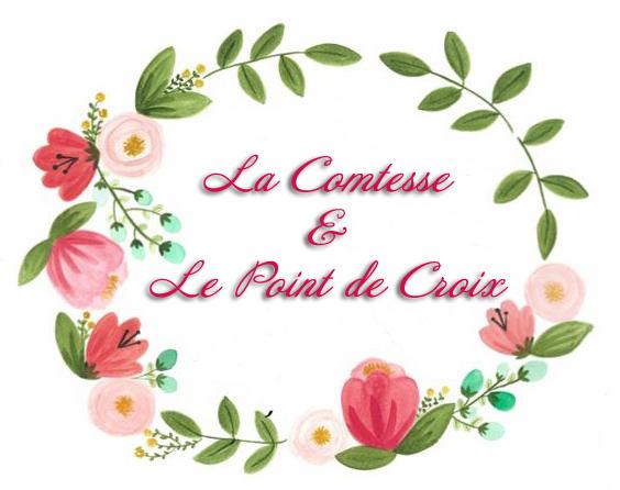 La Comtesse & Le Point De Croix: Alfabeto romantico...