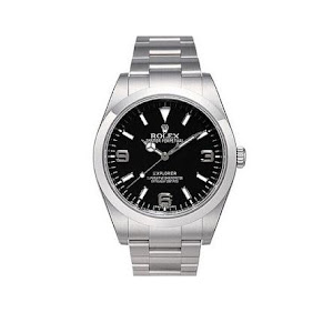 Rolex Oyster Perpetual Explorer 39mm
